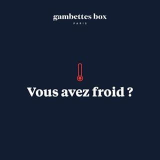 Instagram Gambettes Box